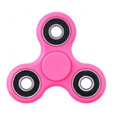Fidget Spinner Hand Three Point  Color Pink