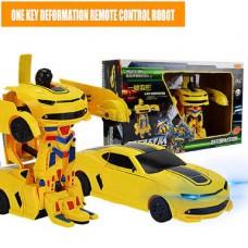 Autobots Bumblebee Transformer Remote Control