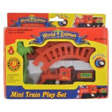 Mini Train Play Set