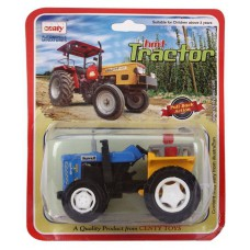 Tractor Pull Back Action