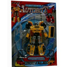 Transformable Autobot Transforming Toy