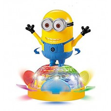 Minion 4D Light Toy