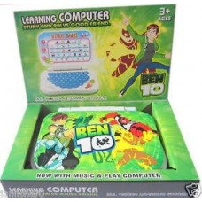biZyug Ben10 Mini English Learner Laptop