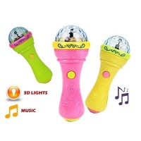 biZyug Fashion Dynamic Music and 3D Light Microphone