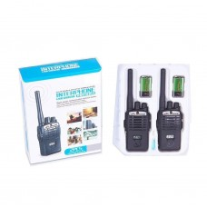 biZyug Interphone Walkie Talkie Set for Kids