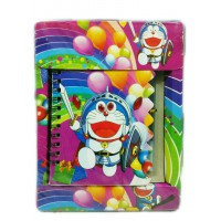 Diary pad with pen
