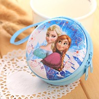 biZyug Frozen Zipper Cable / Coin / Earphone/ Storage Case