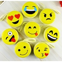 biZyug Emoji  Zipper Cable / Coin / Earphone/ Storage Case