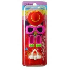 biZyug Fashion Designer Erasers