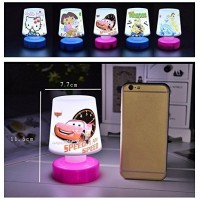 biZyug LED Lamp Character Push Button