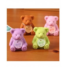 biZyug Teady Bear Eraser and Sharpener